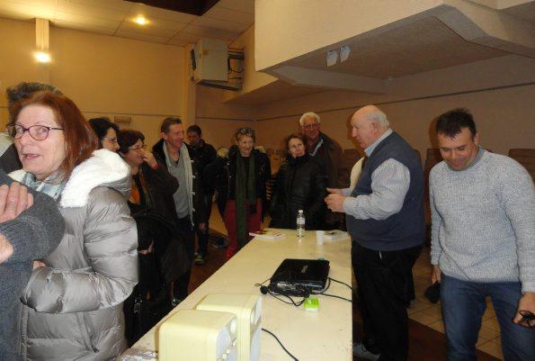 BEV avec Michel Provost de Pansernature