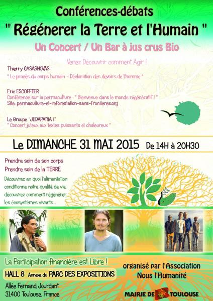 Affiche conf toulouse mai 2015 pink 2 tof black 1