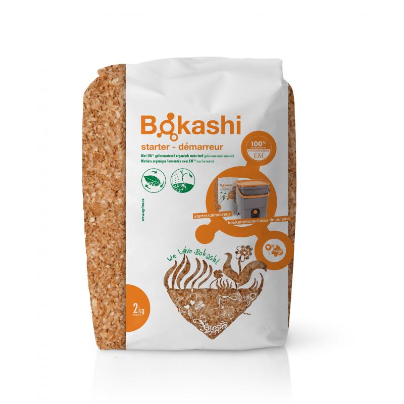 Bokashi demarreur sac de 2kg