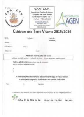 Bulletin 2015 2016