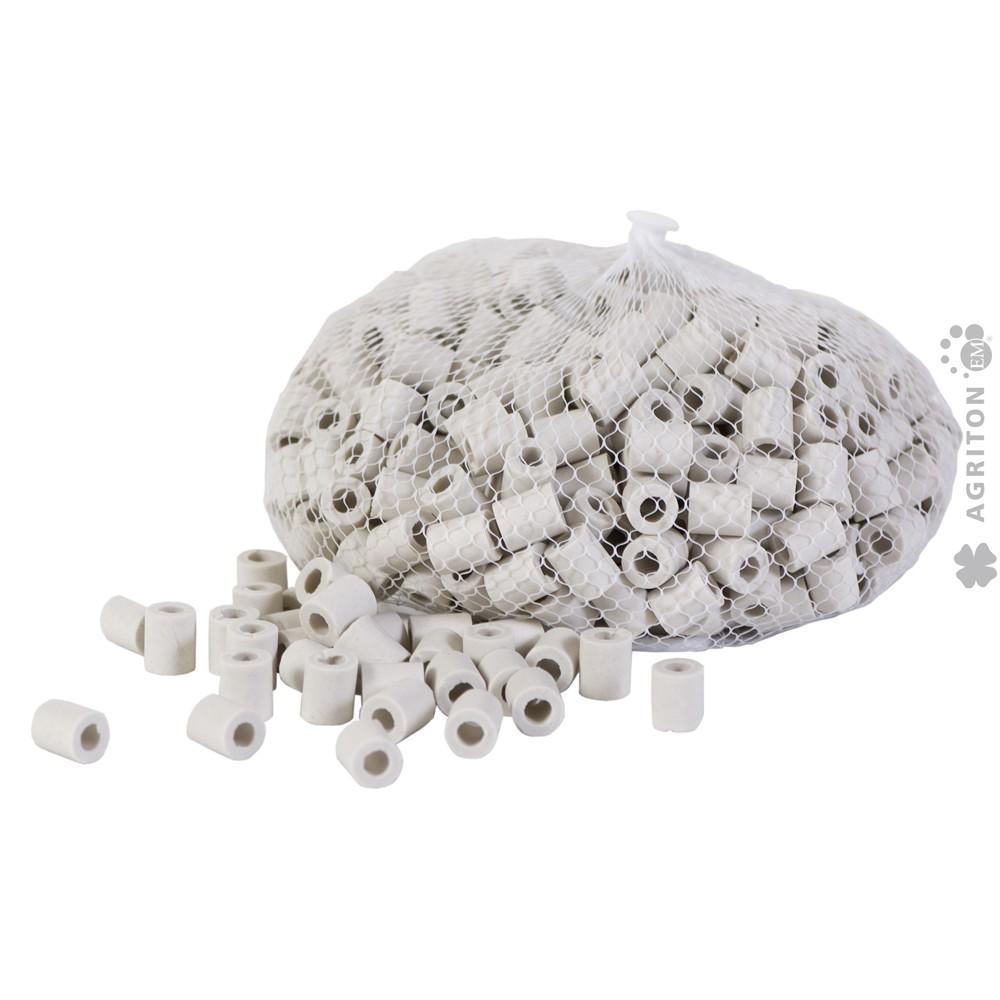 Perles em ceramics grises